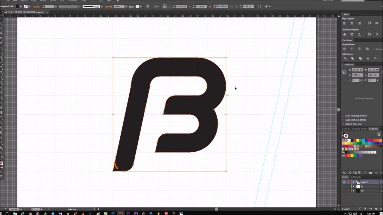 BF Logo Tutorial.