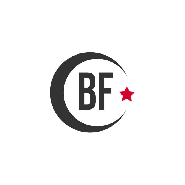 Bf Letter Logo Template for Free Download on Pngtree.