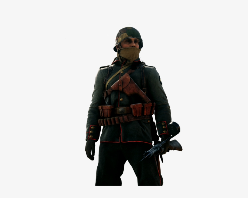 Battlefield 1 Soldier Png , (+) Png Group.