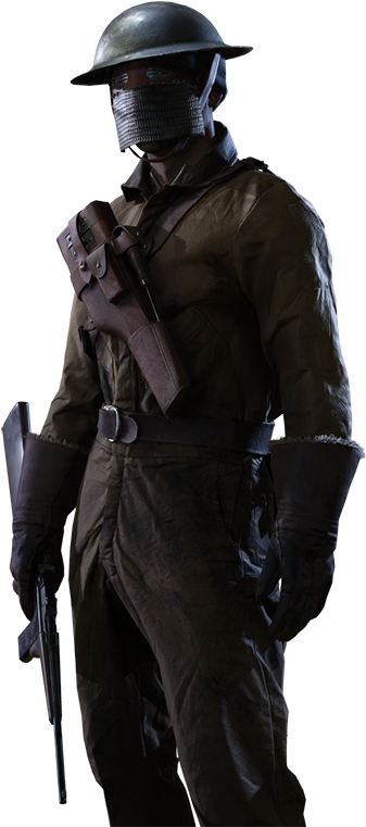 Download HD Bf1 Soldier Png.