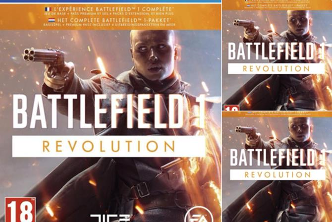 Amazon leaks Battlefield 1 Revolution details.