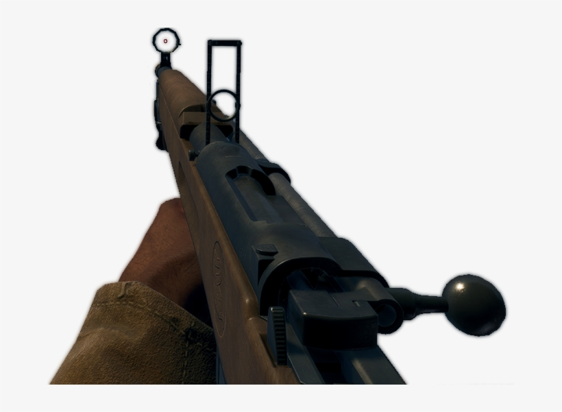 Battlefield 1 Weapon Png.