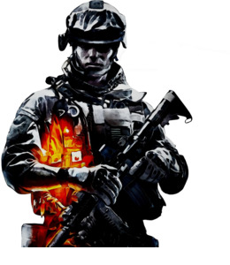 Battlefield 3 Locket png download.