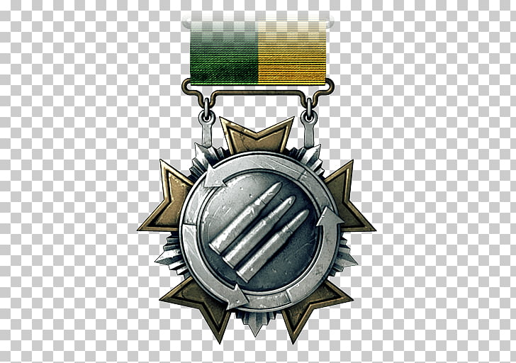 Battlefield 3 Ribbons and Medals Battlefield 4 Weapon, medal.