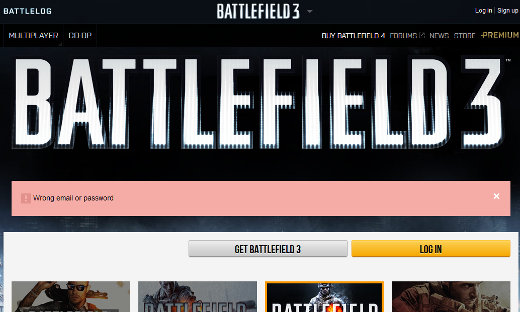 BF3 Launching Problems — Battlefield Forums.