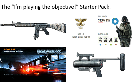 BF3] Good Old Objective Players : Battlefield.