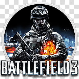 Battlefield Icon, BF, Battlefield icon transparent background PNG.
