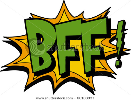 Bff Clipart Clipground