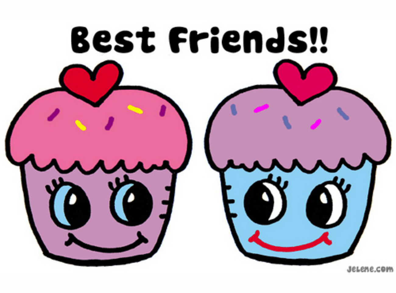 Bff Clipart.
