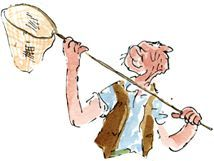 Giant resources and activities to celebrate Roald Dahl Day and the.