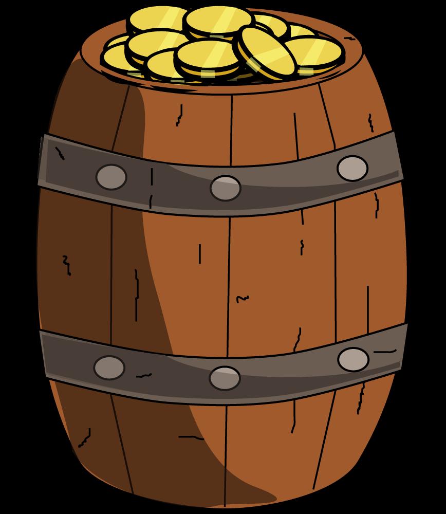 BGMC Buddy Barrel Clip Art.