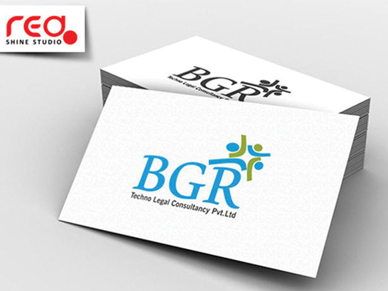 BGR Logo by Red Shine Studio on Dribbble.