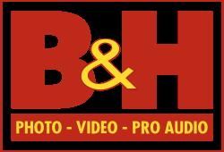 B&H Photo.