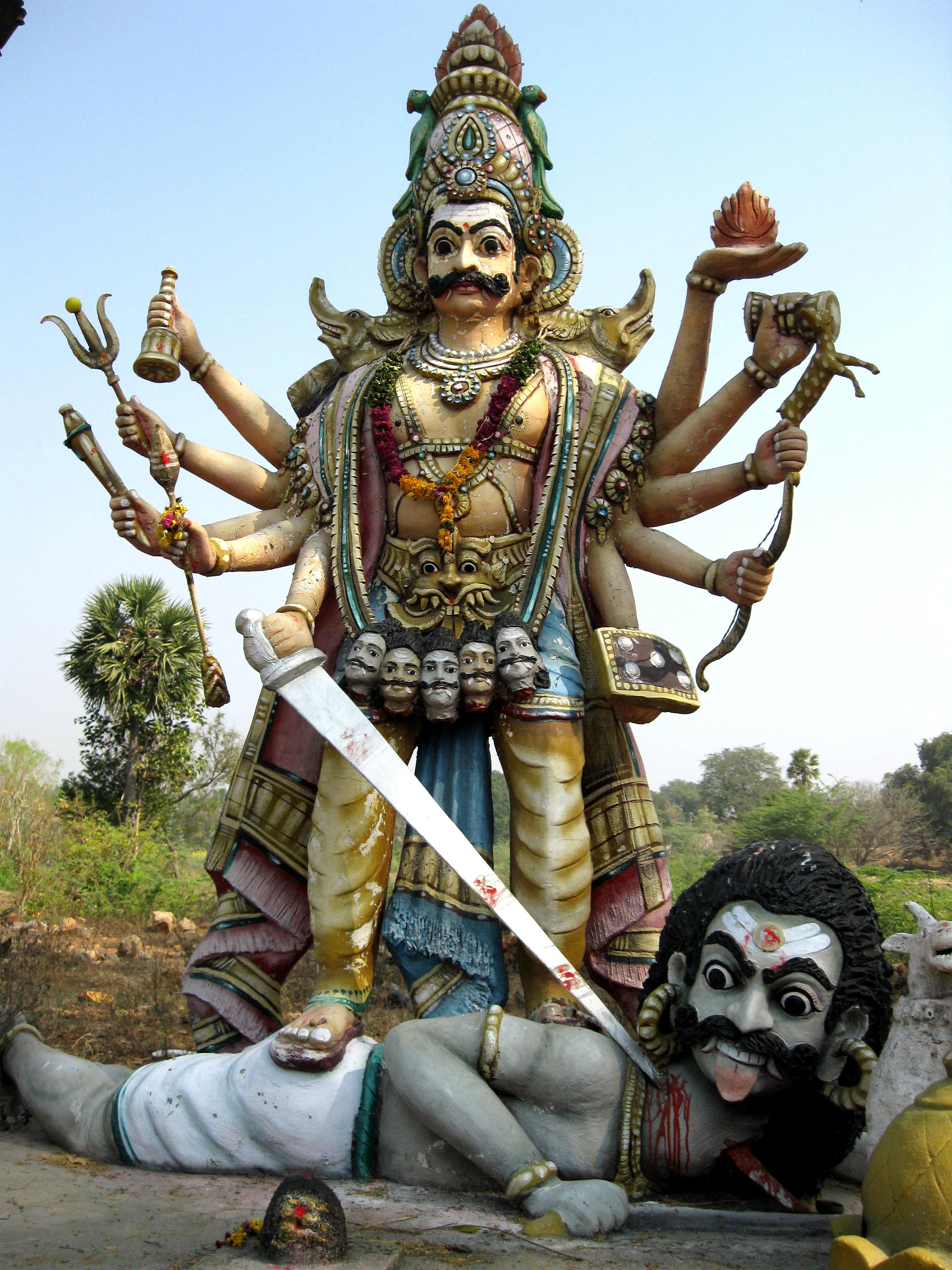 Lord Veera Bhadra Ji.