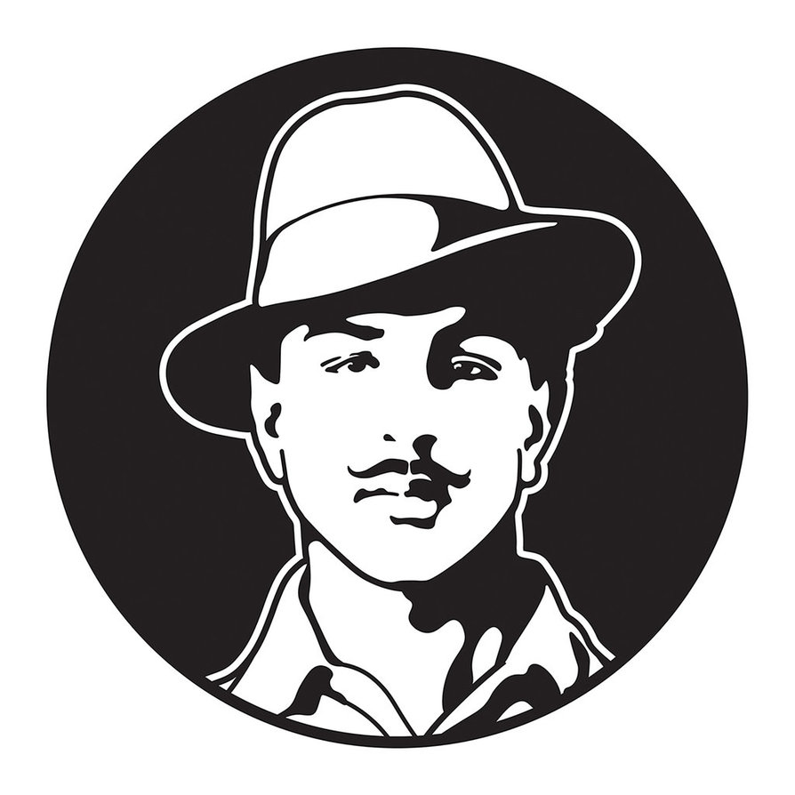Bhagat singh clipart 2 » Clipart Station.