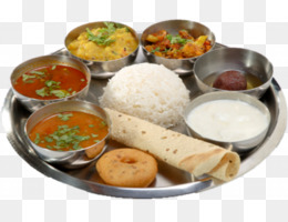Gujarati Thali PNG and Gujarati Thali Transparent Clipart.