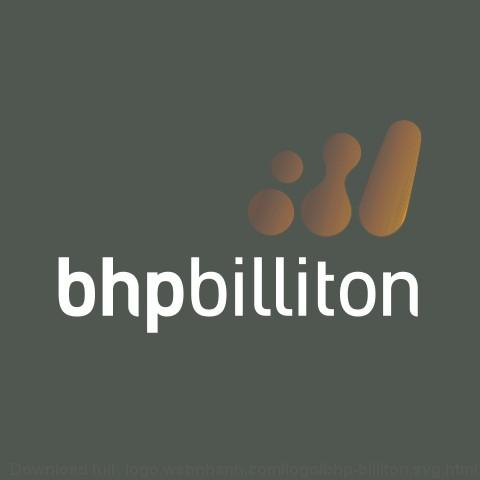 BHP Billiton Logo in SVG ,JPG, PNG.
