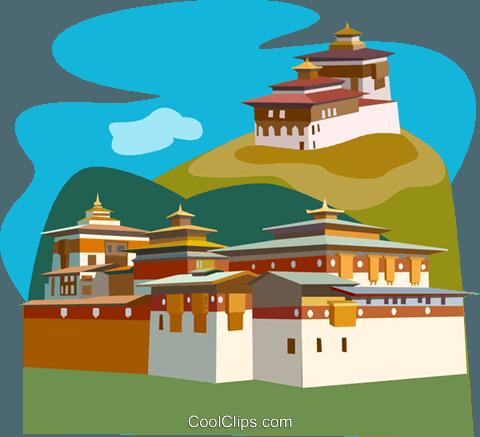 Bhutan clipart.