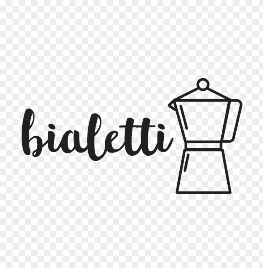 logo bialetti PNG image with transparent background.
