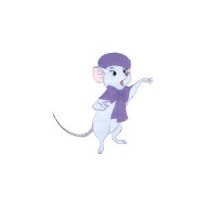 DisneySites!! Clipart > Movies > Rescuers > Bianca.