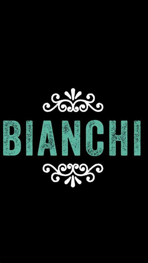 Bianchi Logos.