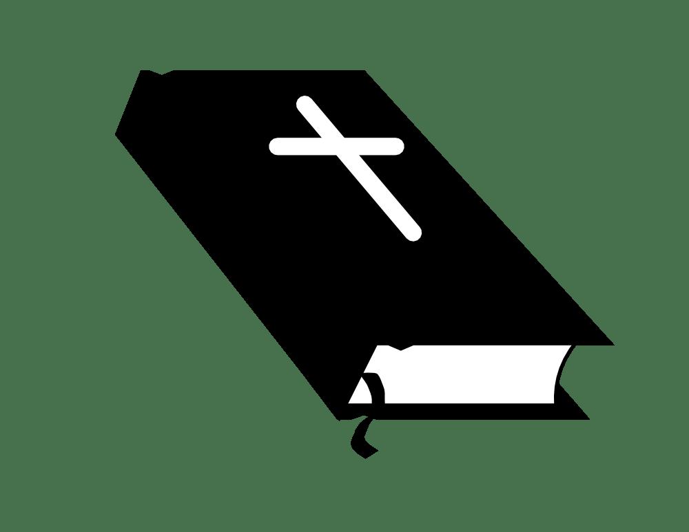 Bible Clipart transparent PNG.