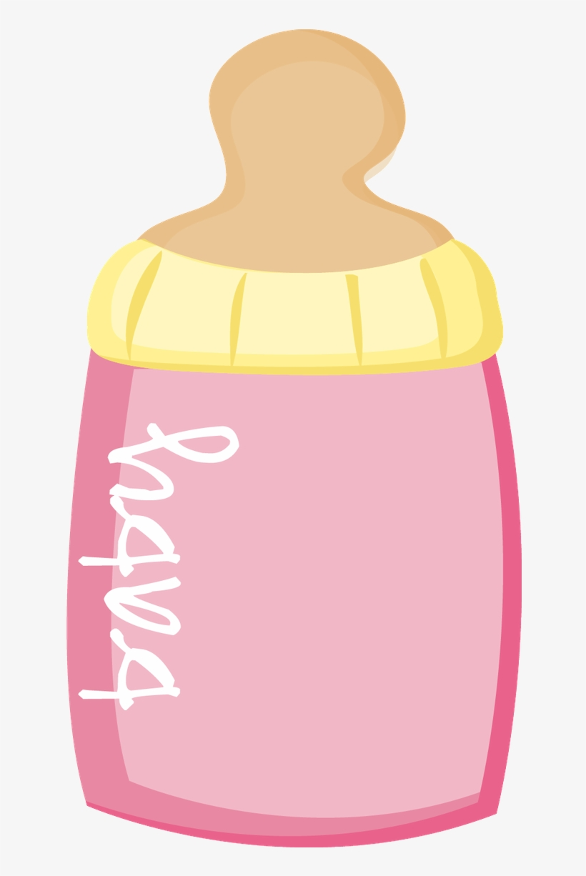 Clipart Transparent Stock Baby Bottles Clipart.