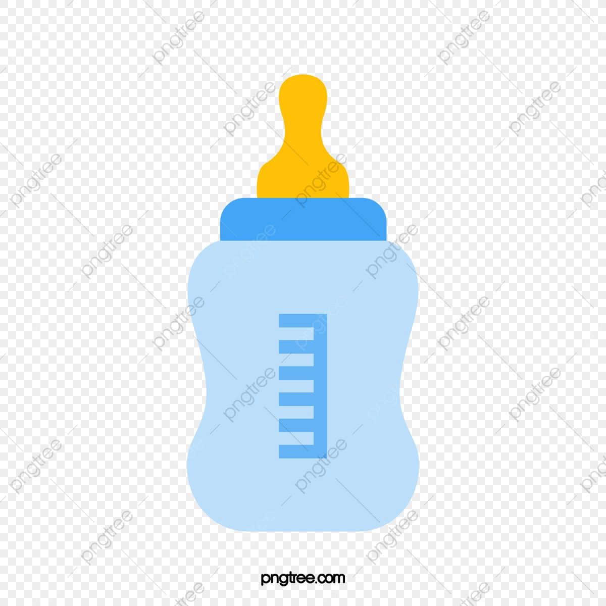Feeding Bottle, Bottle Clipart, Baby Bottle PNG Transparent Clipart.