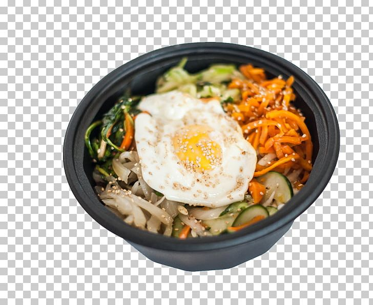 Korean Cuisine Bibimbap Asian Cuisine Zzaam! Dish PNG.