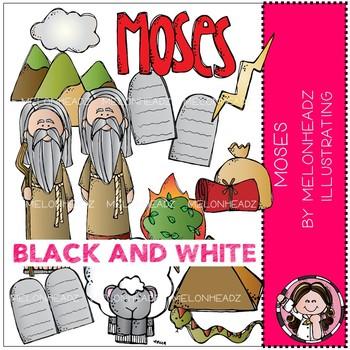 Moses clip art.