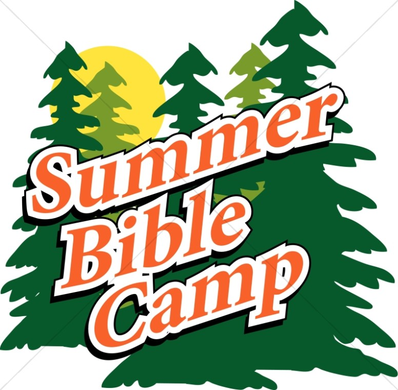 535 Summer Camp free clipart.