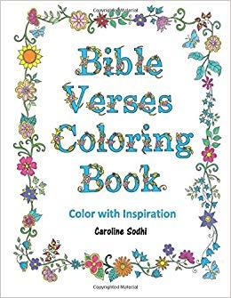 Amazon.com: Bible Verses Coloring Book: Color Scriptures.
