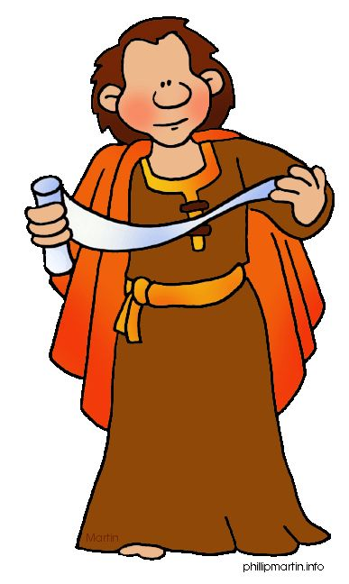 Bible characters clipart woman.