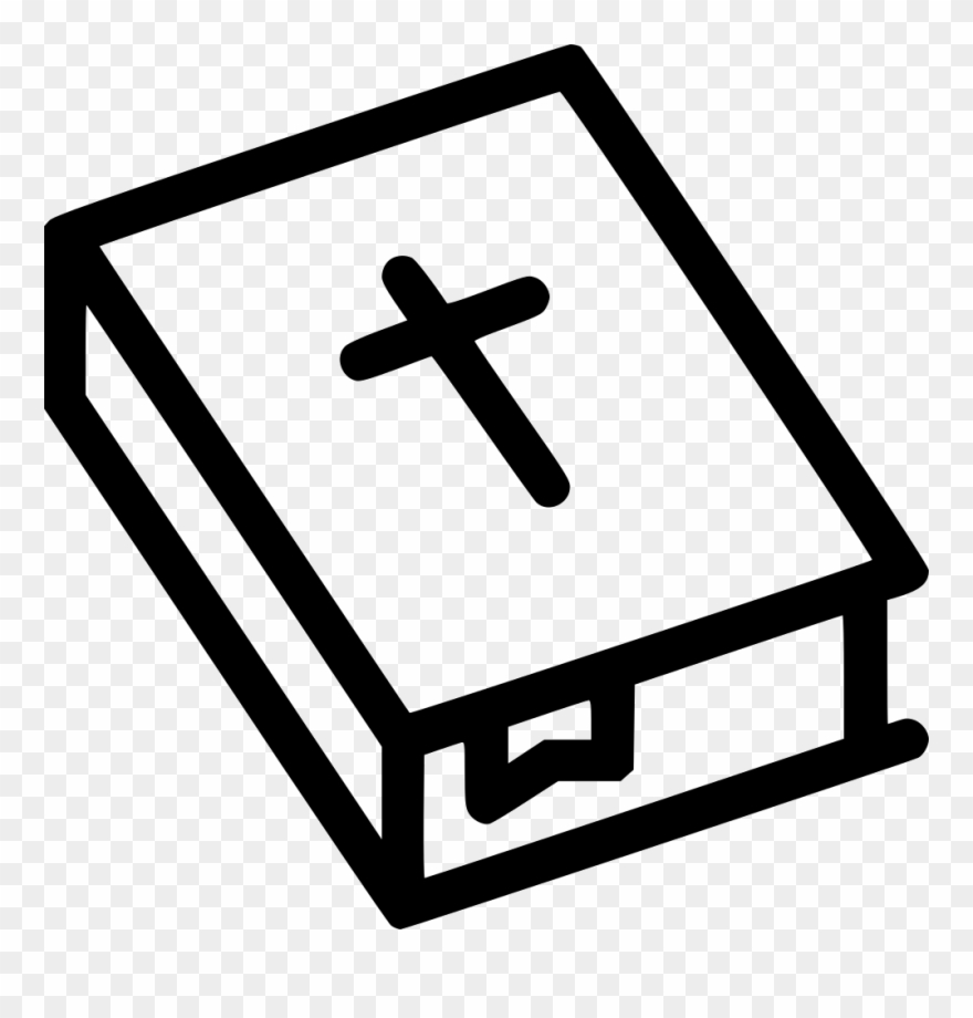 Bible Holy Cross Christianity Svg Png Icon Free Download.