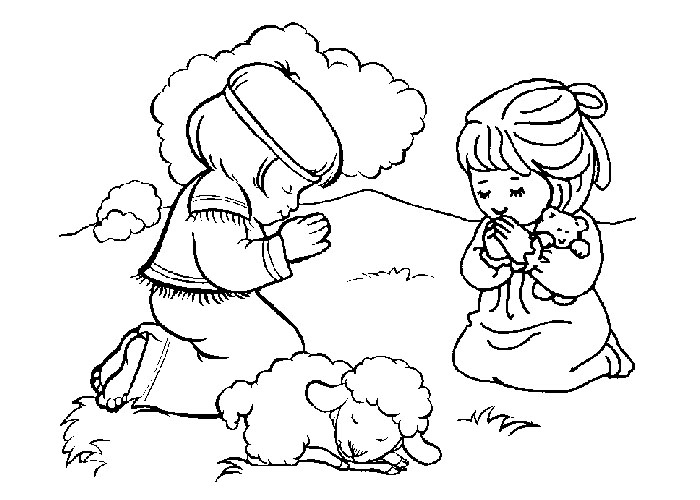 Bible Coloring Pages Printable.