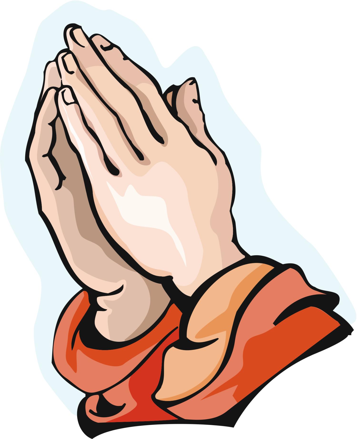 Praying Hands Clipart Cartoon Prayer Hands Clipart.
