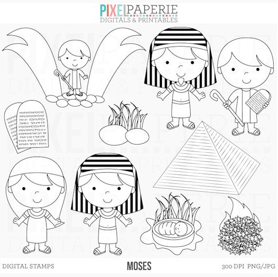 Bible Characters Clipart Black And White (95+ images in Collection.