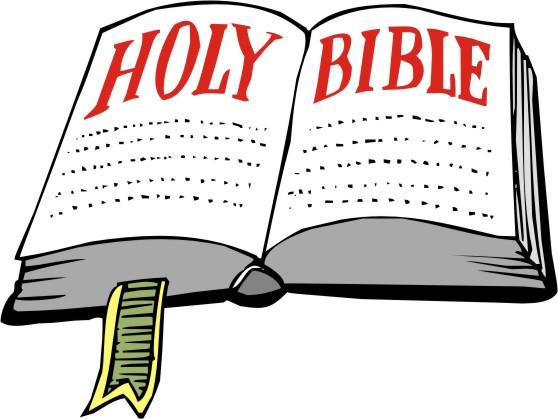 Religious Bible Clipart.