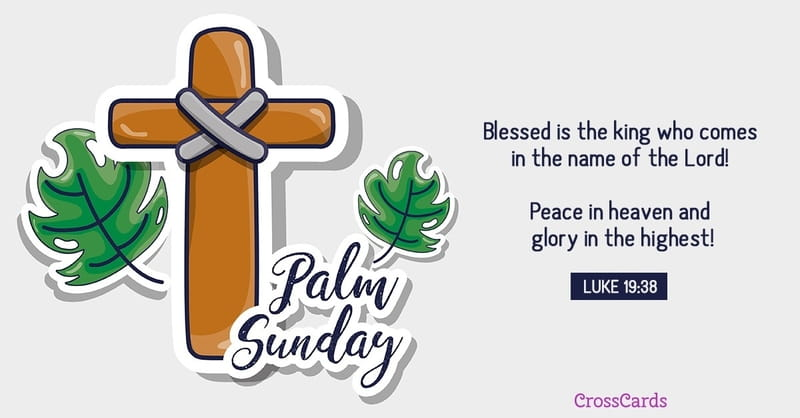 7 Inspiring Palm Sunday Bible Verses.