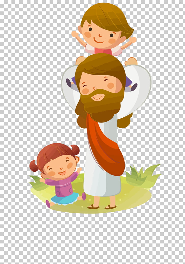 Bible Child Christianity God, child PNG clipart.