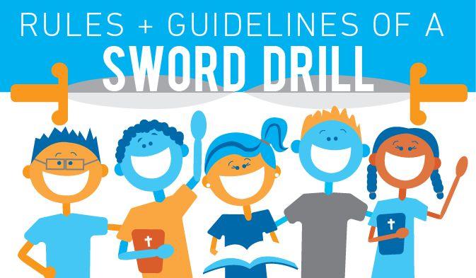 Sword Drill.