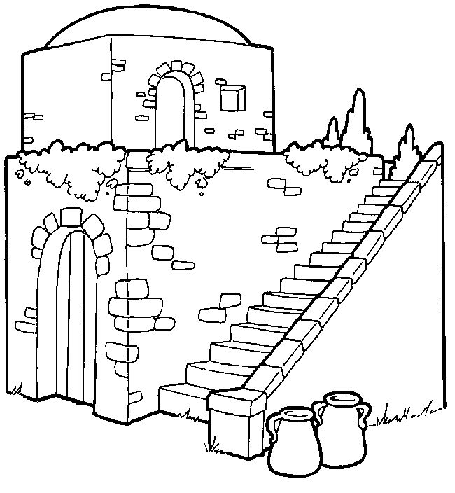 17 Best images about Bible Coloring Pages on Pinterest.