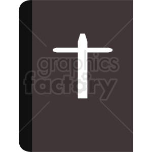 bible icon design clipart. Royalty.