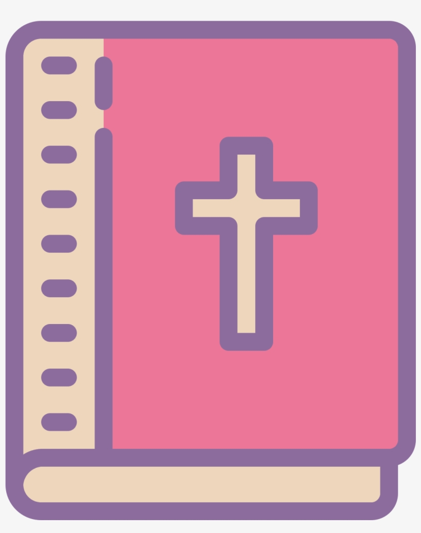Holy Bible Icon.