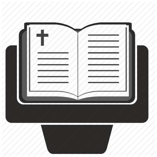 Bible Icon Png #67534.