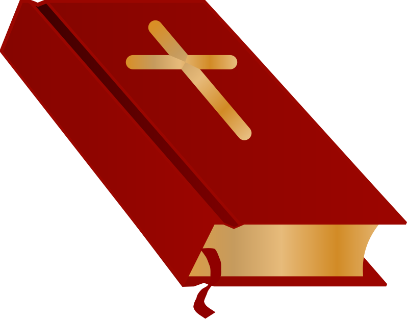 Bible logo clipart.