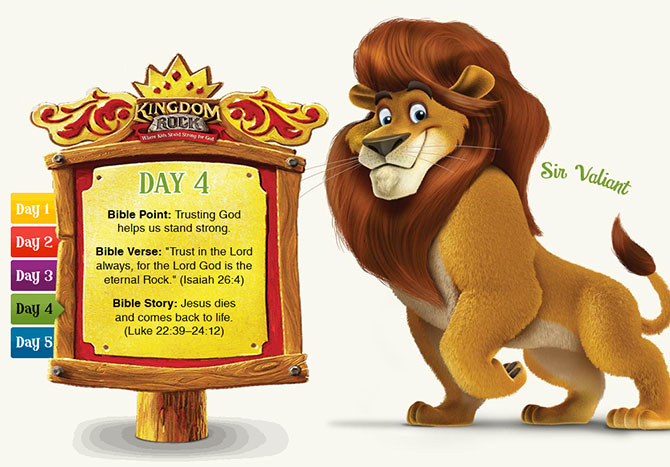 Daily Bible Content » Kingdom Rock VBS 2013.