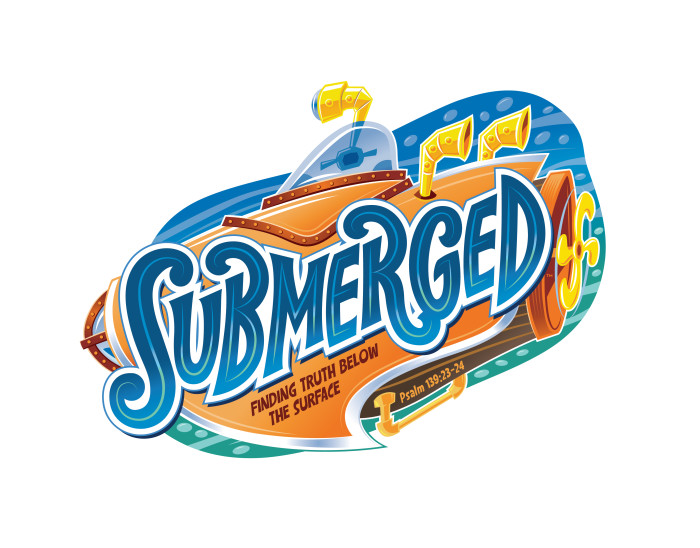 Submerged Daily Lessons for Lifeway VBS 2016.