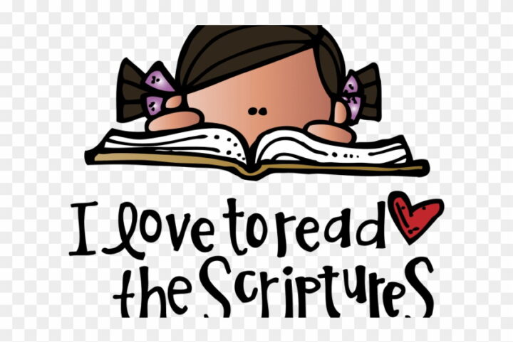 Scripture Clipart Reading Bible Scripture Clipart Reading.