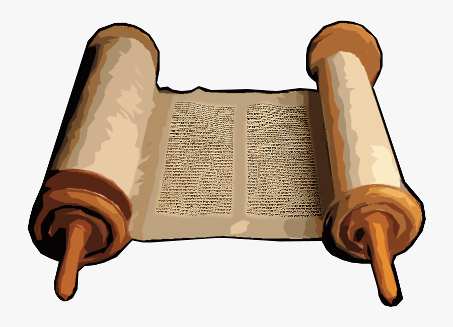 Bible Scrolls Png , Free Transparent Clipart.